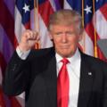 Donald Trump wins Presidency