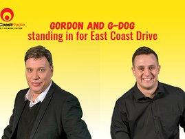 Gordon & G-dog