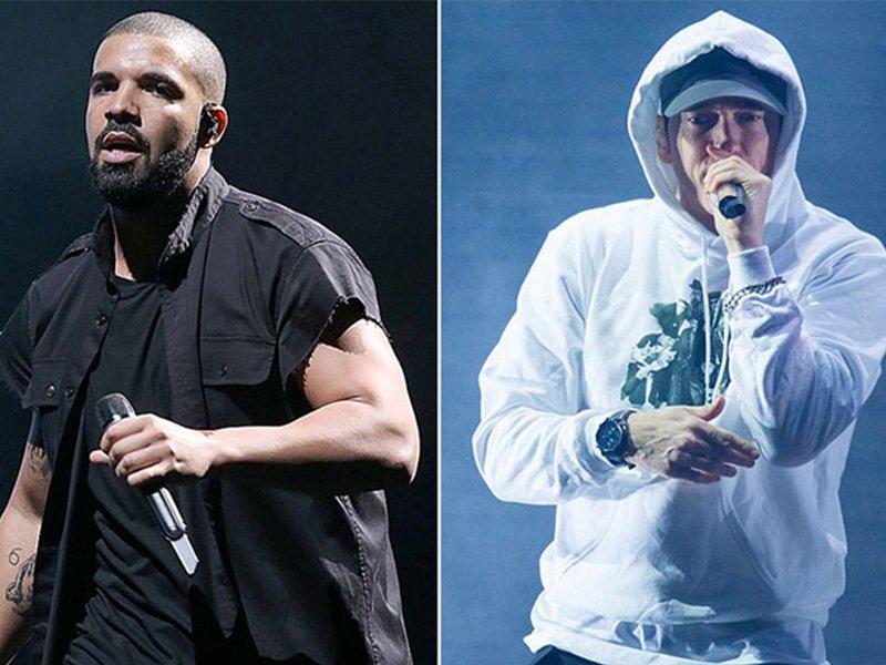 Drake vs eminem