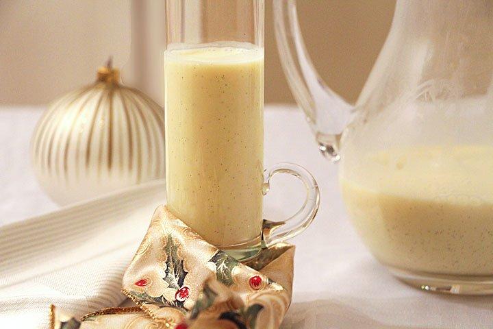 hot custard drink