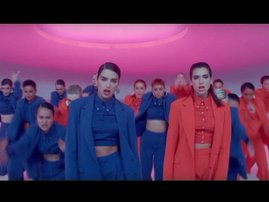 Dua Lipa 'IDGAF' video