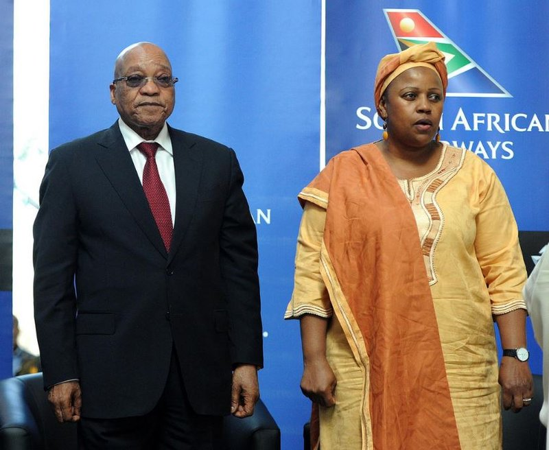 Dudu Myeni and Jacob Zuma_gcis