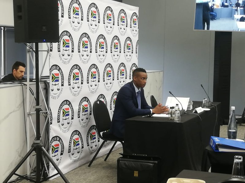 Duduzane Zuma state capture
