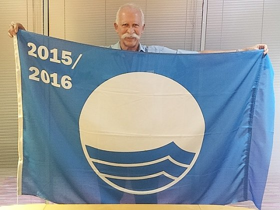 Durban awarded two blue flags