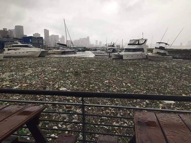 Durban beaches polluted