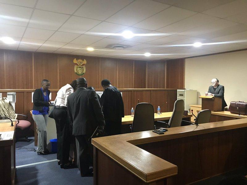 Durban Crimes Court