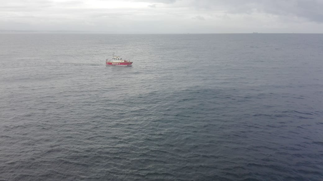 Two ill crewmen rescued off Durban coast