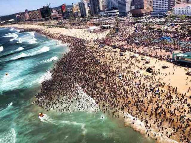 thousands expected to flock to durban beaches over new