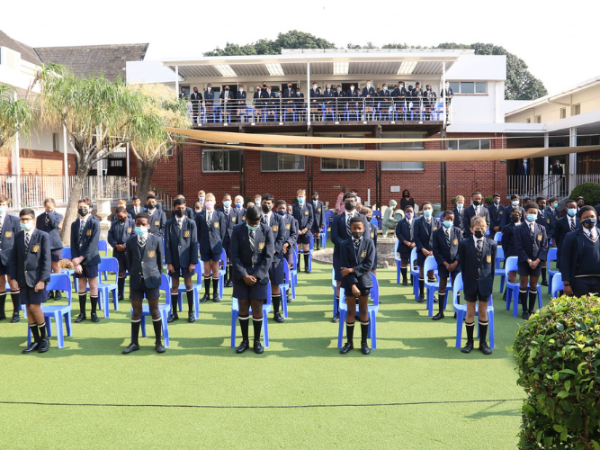 #AppreciationMonday: Durban Preparatory High School principal, Barry Wilson will be retiring after 36 years of service
