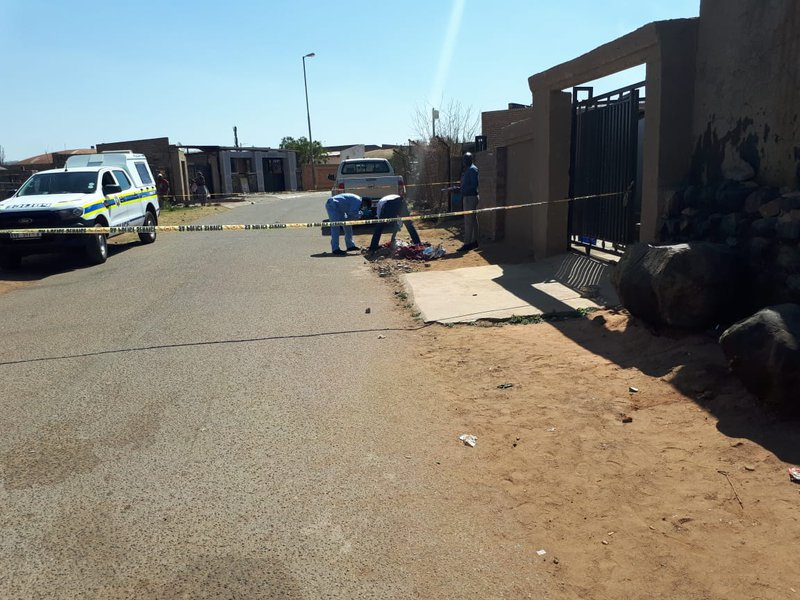 One killed in White City clashes