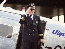 Pilot Mark Delport