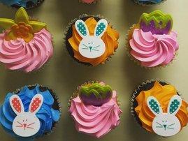 Celeb Easter festivities