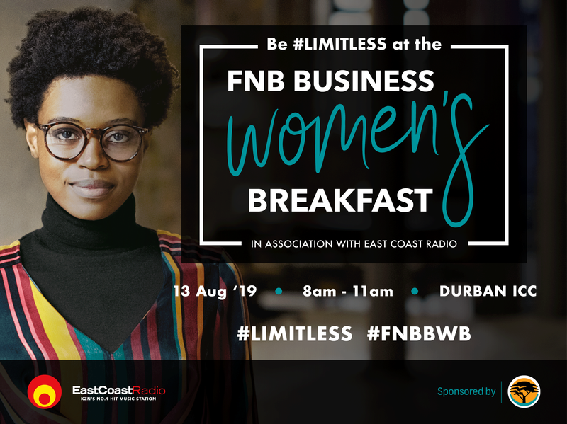 FNB Business Women's Breakfast in association with East Coast Radio / ECR