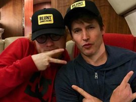 James Blunt Ed Sheeran