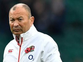 Eddie Jones -England Coach