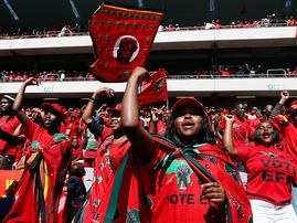 EFF rally at Orlando Stadium, Johannesburg, general elections 2019, elections