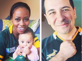 Rugby World Cup fever grips SA