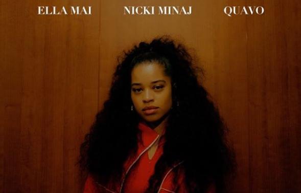 Ella Mai 'Boo'd up' remix ft Nicki Minaj and Quavo