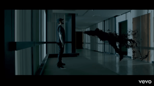 Eminem 'Fall' music video