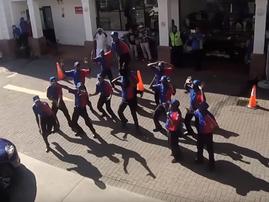 Engen Flash Mob 2