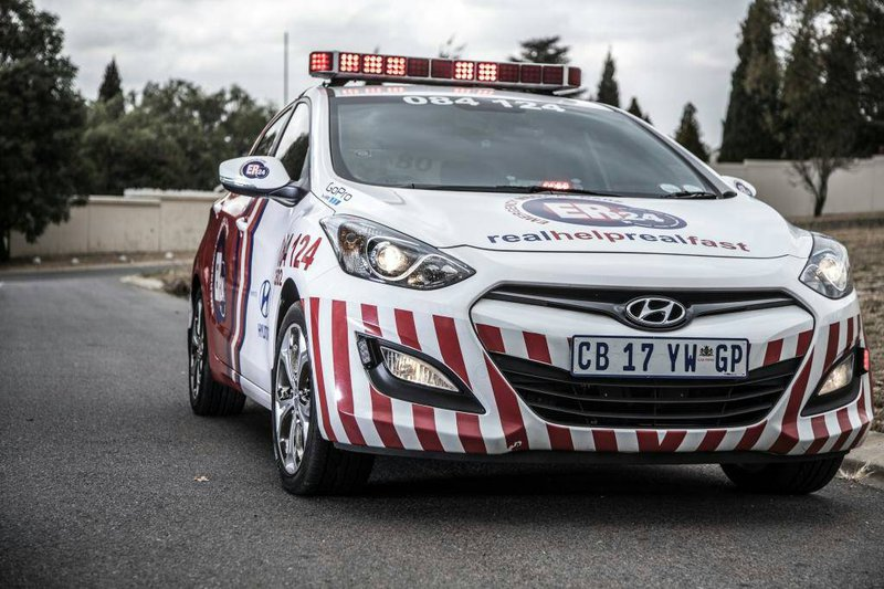 ER24 to open criminal case after patient opens fire on paramedics with paintball gun