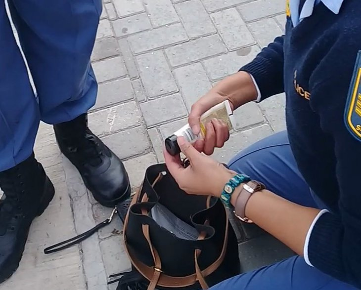 Arrested woman accuses Sea Point police of racism