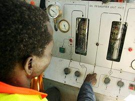 Eskom worker