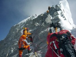 Mount Everest possible ban
