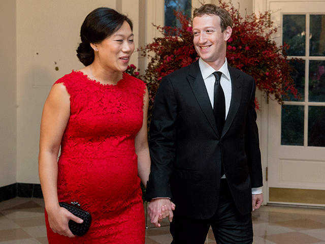Facebook Family To Grow With Second Zuckerberg Baby
