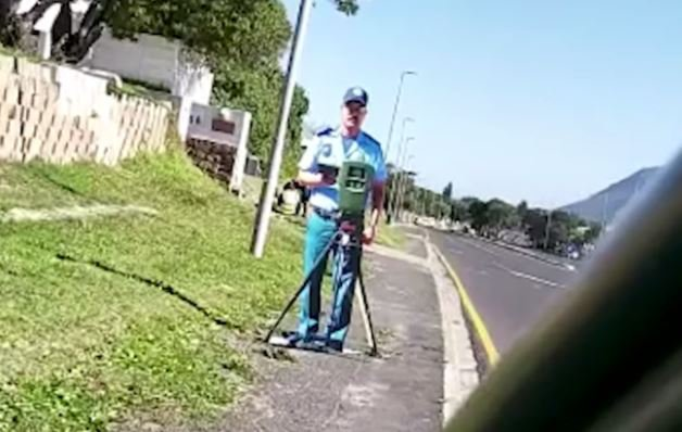 Fake cop one