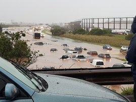 Durban rain