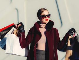 fancy shopper