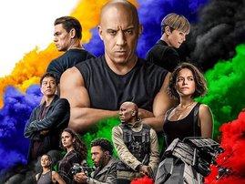 Fast & Furious 9 cast