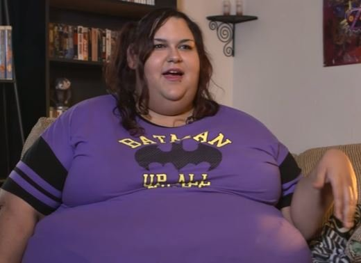 This Lady Wants To Be The Fattest Woman In The World-8547