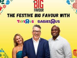 Festive Big Favour