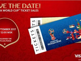 FIFA 2018 World Cup Tickets