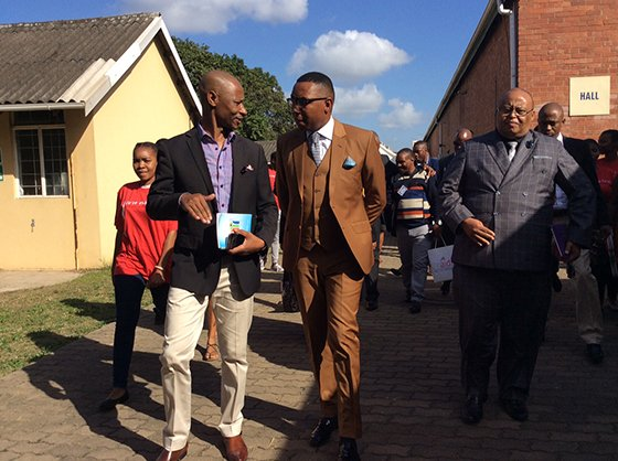 Higher Education Dept brings HIV, TB education to Durban students