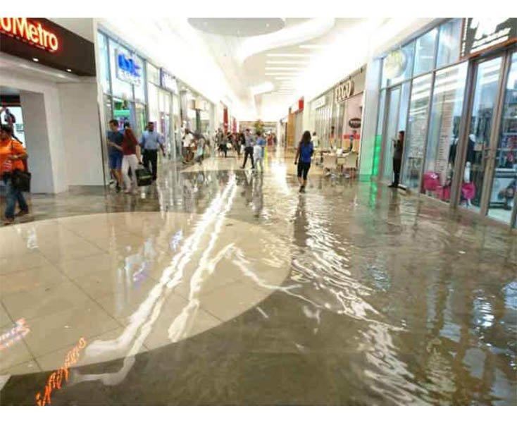 Flooded mall thumbnail