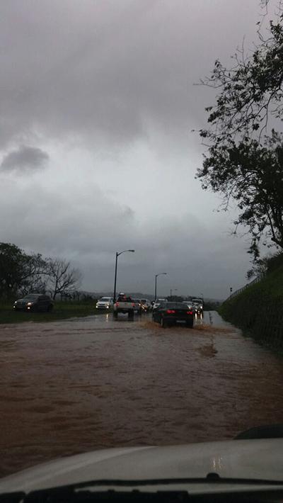 Durban flooding