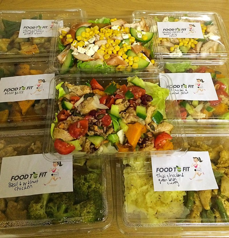 Food to fit variety