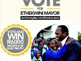Electricty for votes