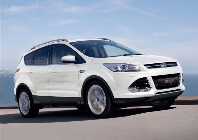 Image Result For Ford Kuga Boot Dimensions