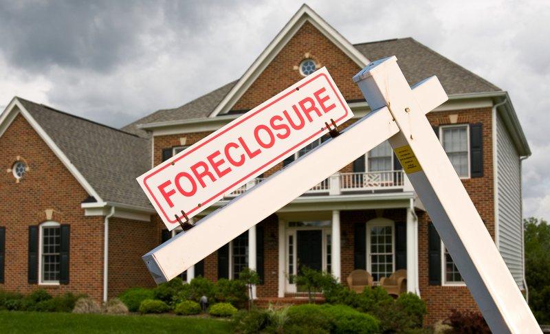 Foreclosure/ Home repossession