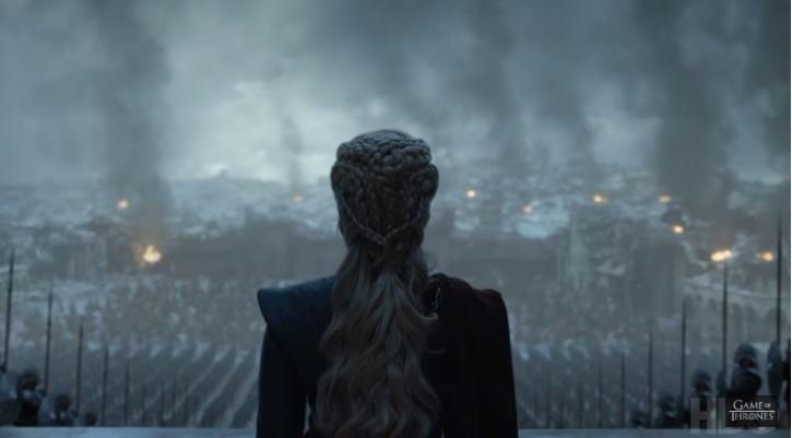 Game of Thrones final episode trailer