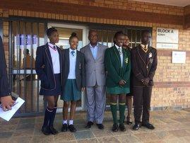 Gauteng top matric performers 2016