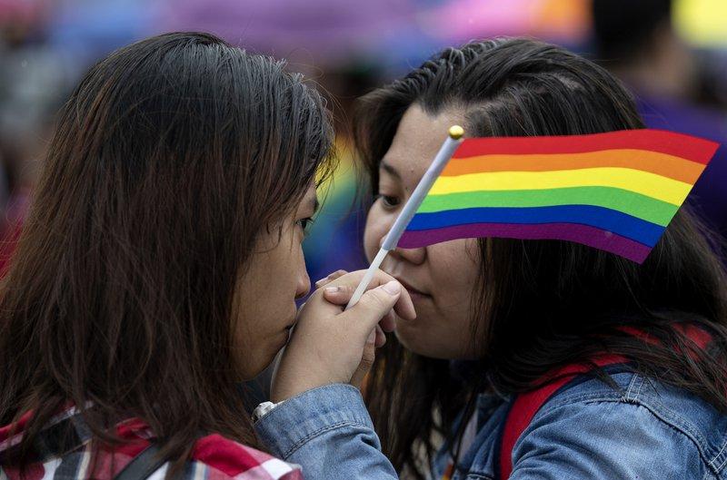 Gay Pride in Manila