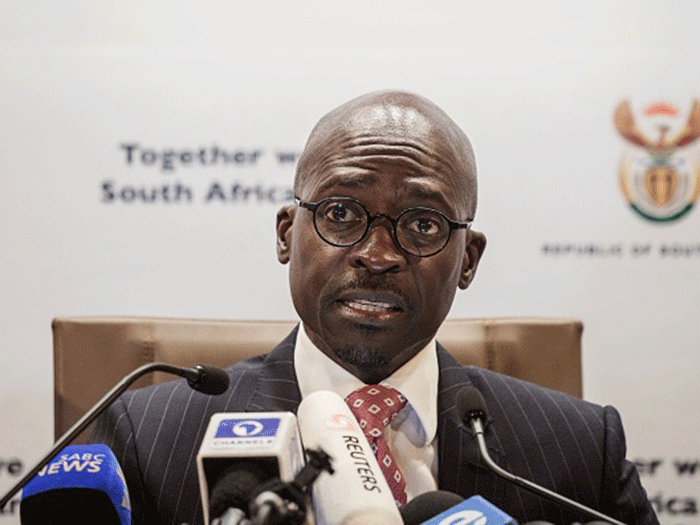 Malusi Gigaba to lead international investment roadshow