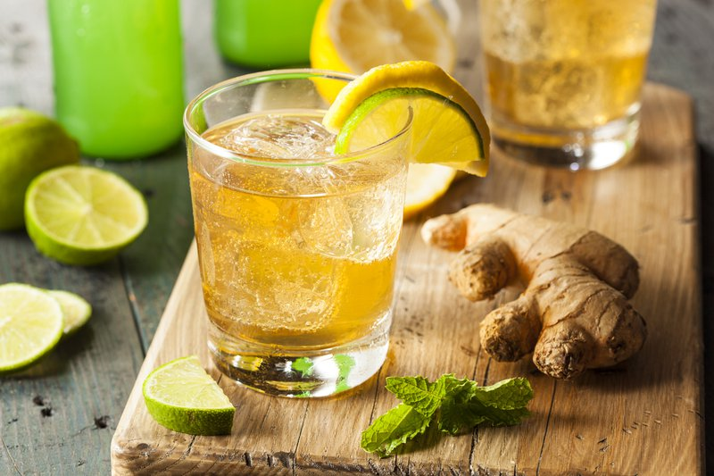 Ginger ale iStock