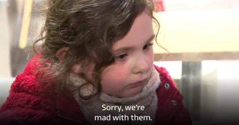 girl rant at kfc image