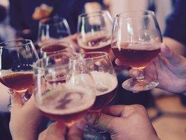 Alcohol 15 May